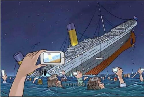 como-seria-se-o-titanic-naufragasse-em-2015