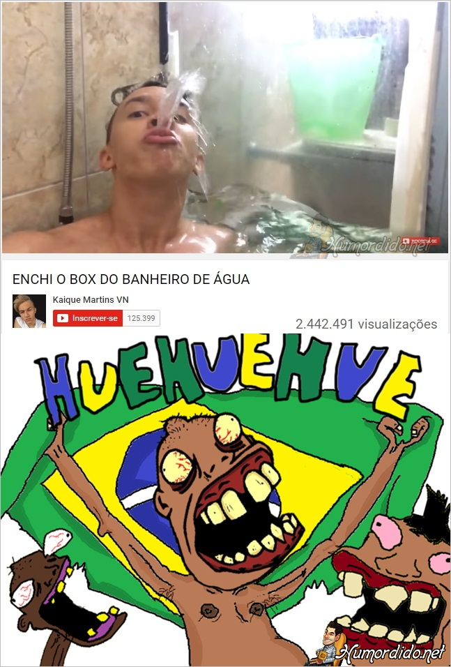 hueragem-brasileira